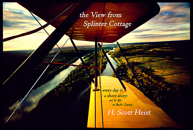 The View from Splinter Cottage – everyday is a short story