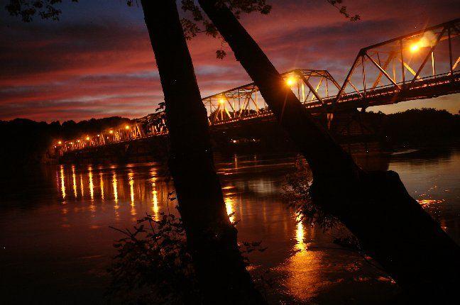 frenchtown delaware river bridge